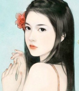 Les plus belles femmes chinoises de tous les temps dans Les plus belles femmes chinoises de tous les temps art_paintings_of_sweet_girls_b823-263x300
