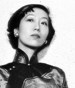 The Chinese women state of mind. You must read Eileen Chang and Jade Yu Shan short novels ! dans Chinese women love stories eileen-chang-01-256x300