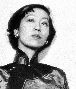 Eileen Cheng 张爱玲
