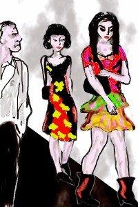 Les filles de joie chinoises à Paris. Prostitution Chinoise en France. Weixin, la voie royale (微信). dans Chinoises Paris hhg-200x300