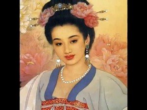 egr1mnl2mti_o_paintings-of-chinese-women-300x225 Chinoises et Africaines dans Chinoises et Africaines
